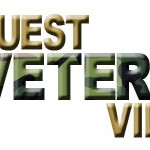 The Quest Veterans Village Camouflage Logo